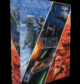 Space Cowboys Unlock!: Star Wars (EN)