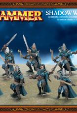Games Workshop Elves Shadow Warriors