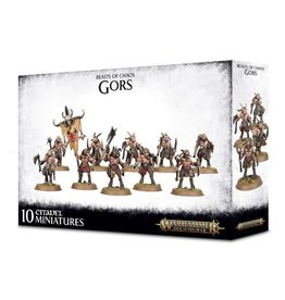 Games Workshop Beasts of Chaos Gors