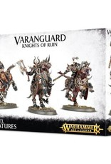 Games Workshop Everchosen Varanguard Knights of Ruin