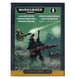 Games Workshop Craftworlds Dark Reapers (Finecast)