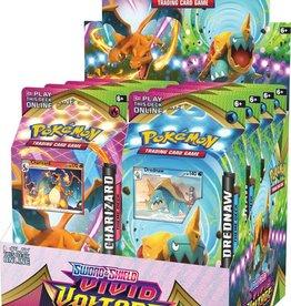 Pokemon USA POK S&S Vivid Voltage Theme Deck