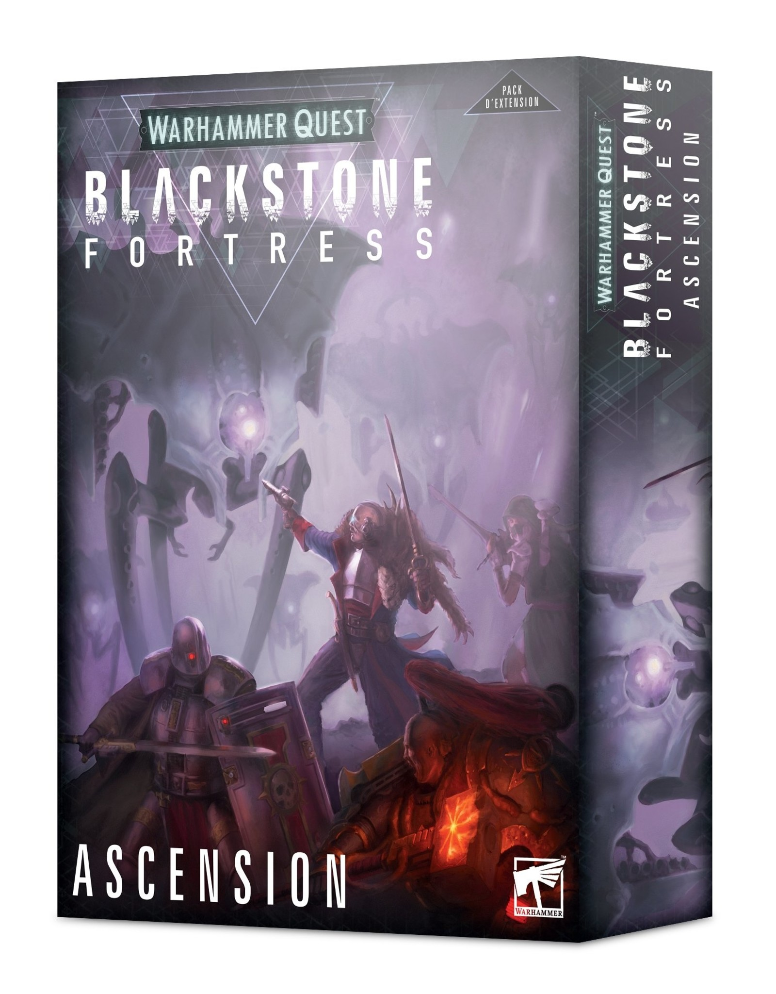 Games Workshop Warhammer Quest Blackstone Fortress: Ascension