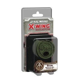 Fantasy Flight Games Star Wars X-Wing Scum Maneuver Dial Upgrade Kit