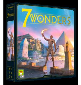 Repos Productions 7 Wonders 2nd Edition (EN)