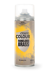 Games Workshop Citadel Spray: Runelord Brass
