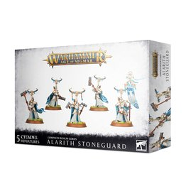 Games Workshop Lumineth Realm-Lords Alarith Stoneguard
