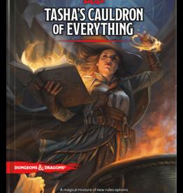 Wizards of the Coast D&D 5th ed. Tasha's Cauldron of Everything