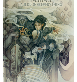Wizards of the Coast D&D 5th ed. Tasha's Cauldron of Everything Limited Edition (pre-order)