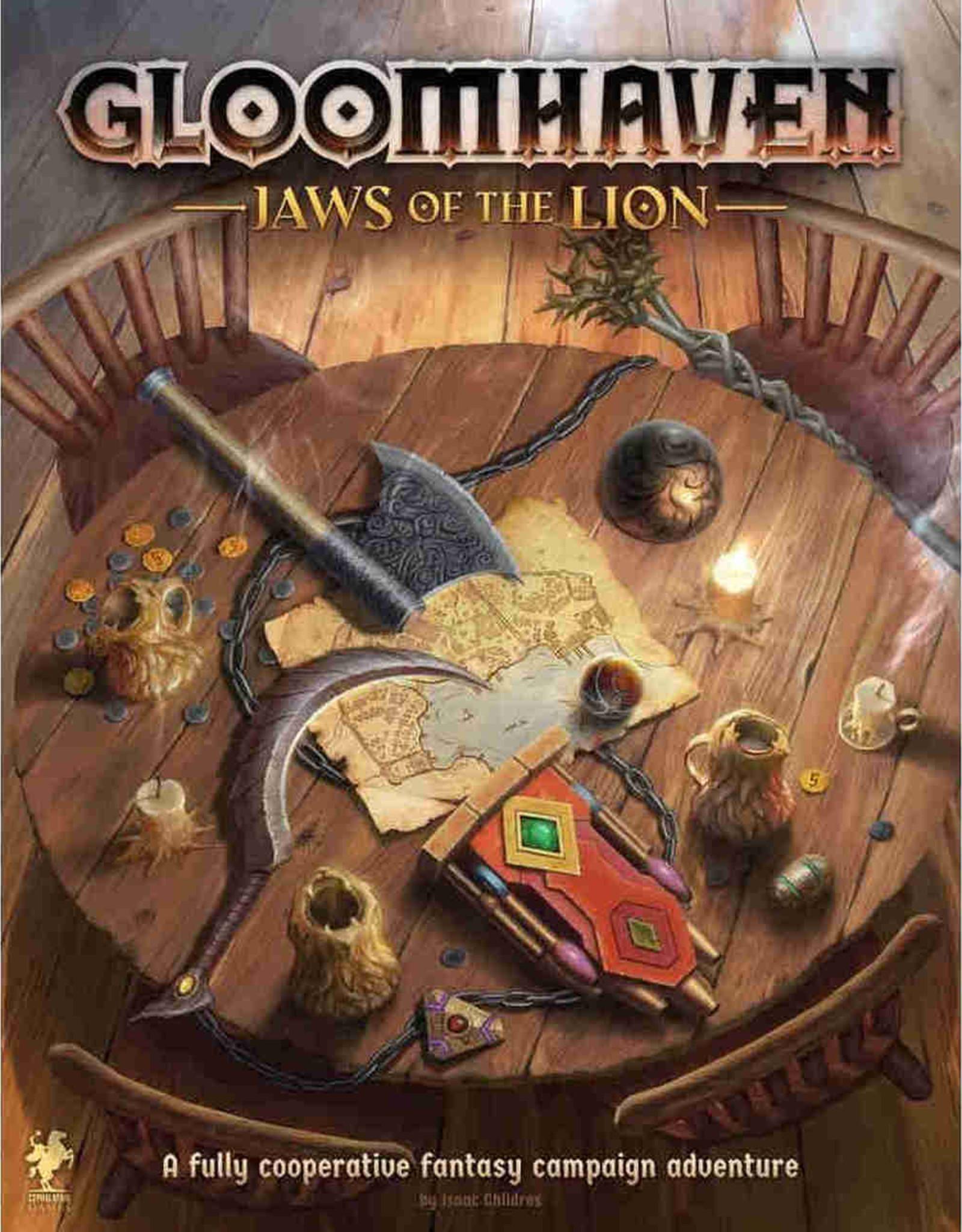 Cephalofair Games Gloomhaven: Jaws of the Lion (EN)