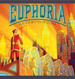 Stonemaier Games Euphoria: Build a Better Dystopia (EN)