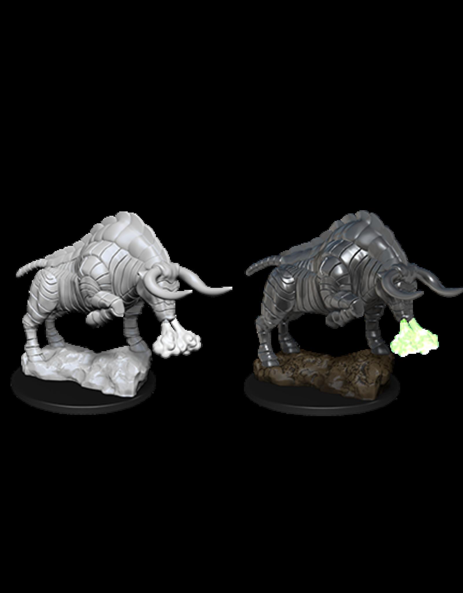 Wizkids D&D Nolzur's Marvelous Miniatures Gorgon