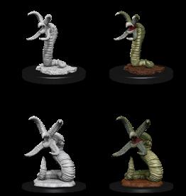 Wizkids D&D Nolzur's Marvelous Miniatures Grick and Grick Alpha