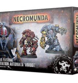 Games Workshop Necromunda Ambot Automata