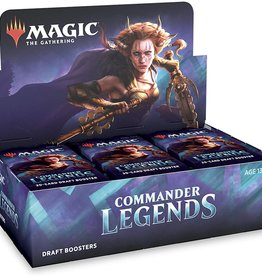Wizards of the Coast MtG Commander Legends Booster Box (24)