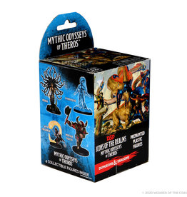 Wizkids D&D Icons of the Realms Mythic Odysseys of Theros Booster