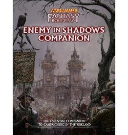 Cublicle 7 Warhammer Fantasy Roleplay 4th Ed. Enemy in Shadows Companion