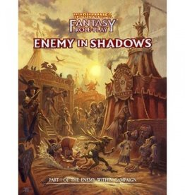 Cubicle 7 Warhammer Fantasy Roleplay 4th Ed. Enemy in Shadows