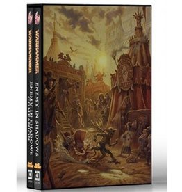 Cubicle 7 Warhammer Fantasy Roleplay 4th Ed. Enemy Within Collector's Edition