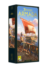 Repos Productions 7 Wonders 2de Ed. : Armada (NL)