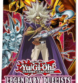 Konami Yu-Gi-Oh Legendary Duelists Rage of Ra Booster