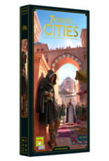 Repos Productions 7 Wonders 2nd Ed.: Cities (EN)