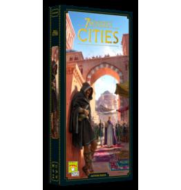 Repos Productions 7 Wonders 2de Ed.: Cities (EN)