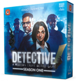 Portal Games Detective, a Modern Crime: Season One (EN)