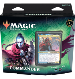 Wizards of the Coast MtG Zendikar Rising Commander Deck