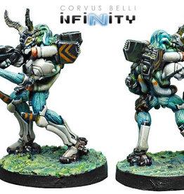 Corvus Belli Kaauri Sentinels (Submachine Gun)