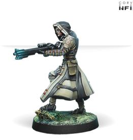 Corvus Belli Clipsos Unit (Sniper)