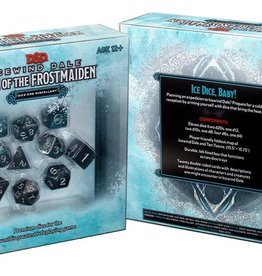 Wizards of the Coast D&D 5ht Ed. Icewind Dale Rime of the Frostmaiden Dice Set