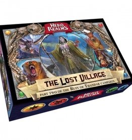 White Wizard Games Hero Realms: The Lost Village (EN)
