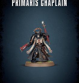 Games Workshop Space Marines Primaris Chaplain