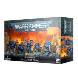 Games Workshop Space Marines Devastator Squad
