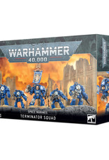 Games Workshop Space Marines Terminator Squad (New)