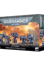 Games Workshop Space Marines Vanguard Veteran Squad