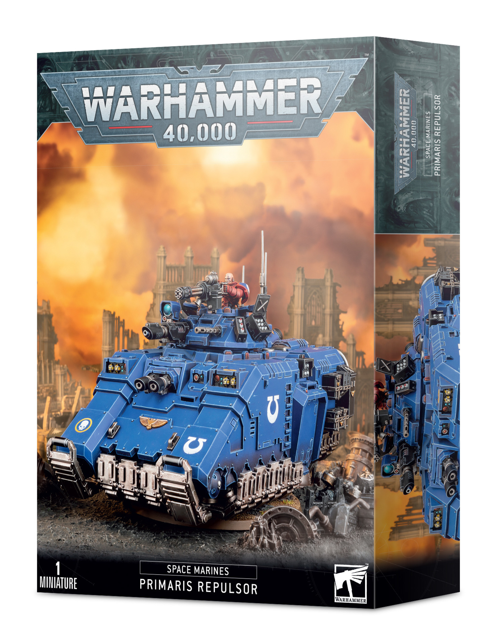 Games Workshop Space Marines Primaris Repulsor (New)