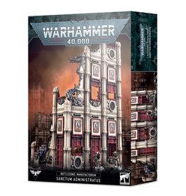 Games Workshop Battlezone Manufactorum: Sanctum Administratus