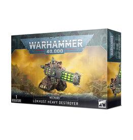Games Workshop Necrons Lokhusts Heavy Destroyer