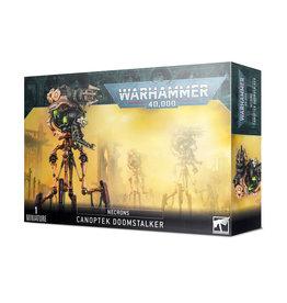 Games Workshop Necrons Canoptek Doomstalker