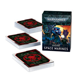 Games Workshop Datacards Space Marines