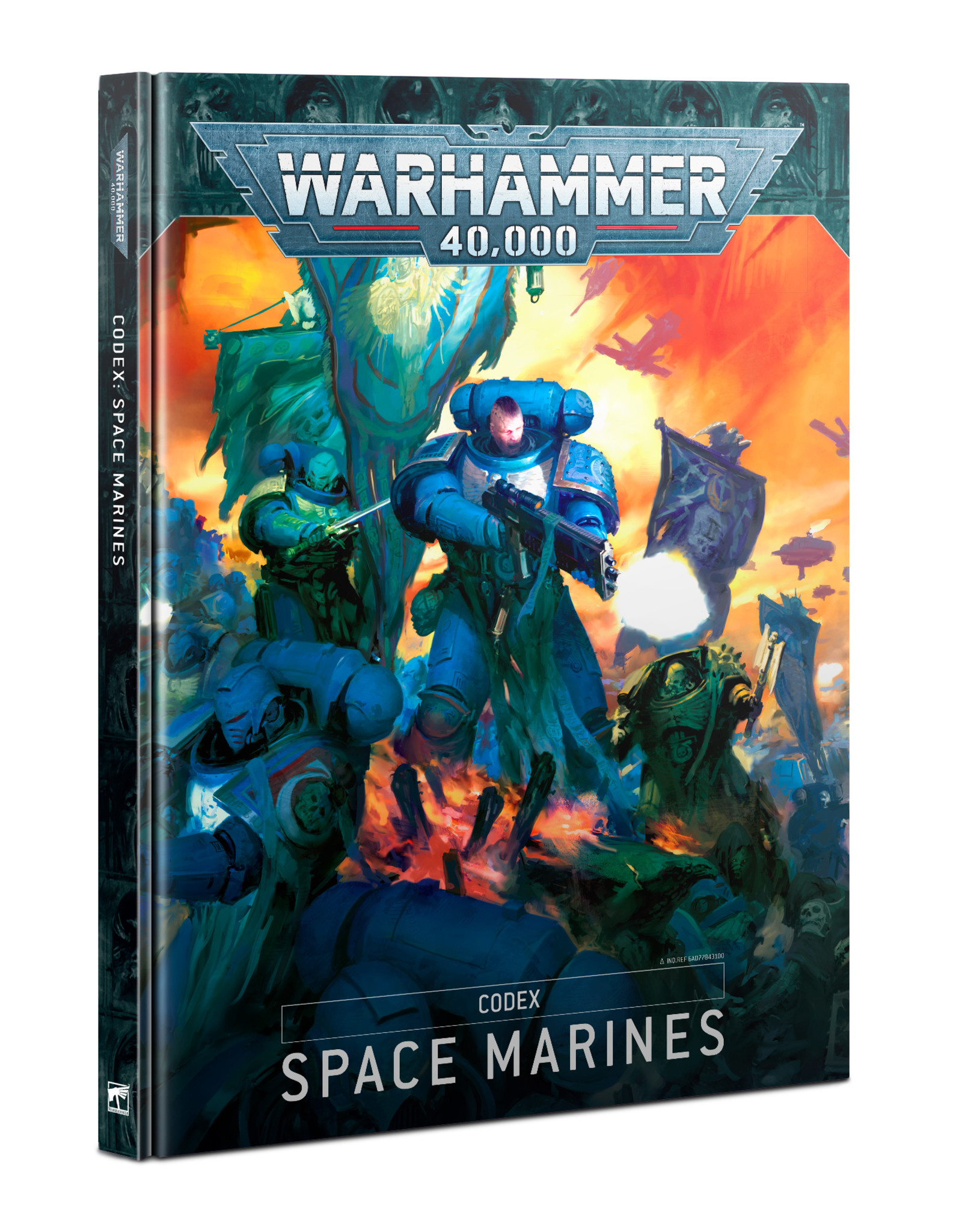 Games Workshop Codex Space Marines