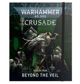 Games Workshop Warhammer 40.000 Crusade Beyond the Veil Mission Pack