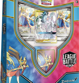 Pokemon USA POK League Battle Deck Zacian V