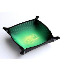 Wogamat Dice Tray, Groen