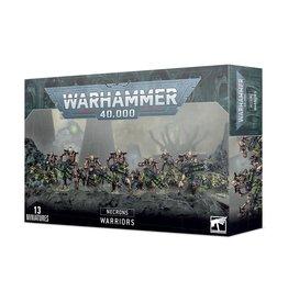 Games Workshop Necrons Necron Warriors