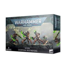 Games Workshop Necrons Skorpekh Destroyers