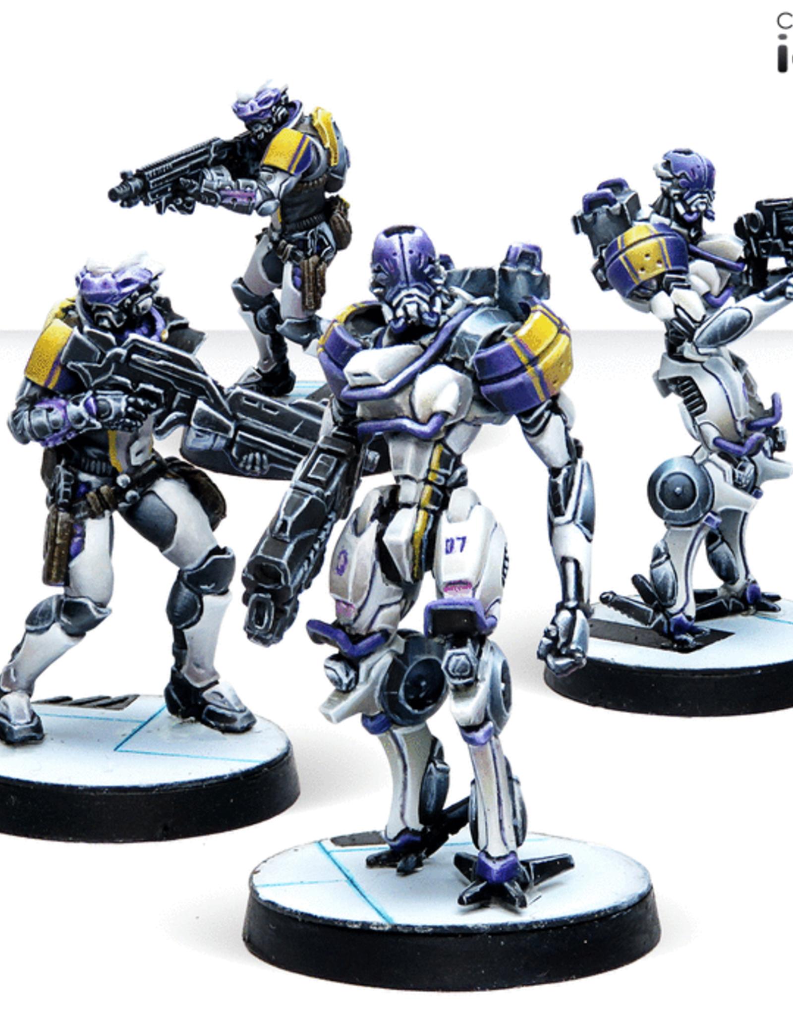 Corvus Belli Arjuna Unit