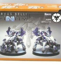 Corvus Belli Aleph Rebots